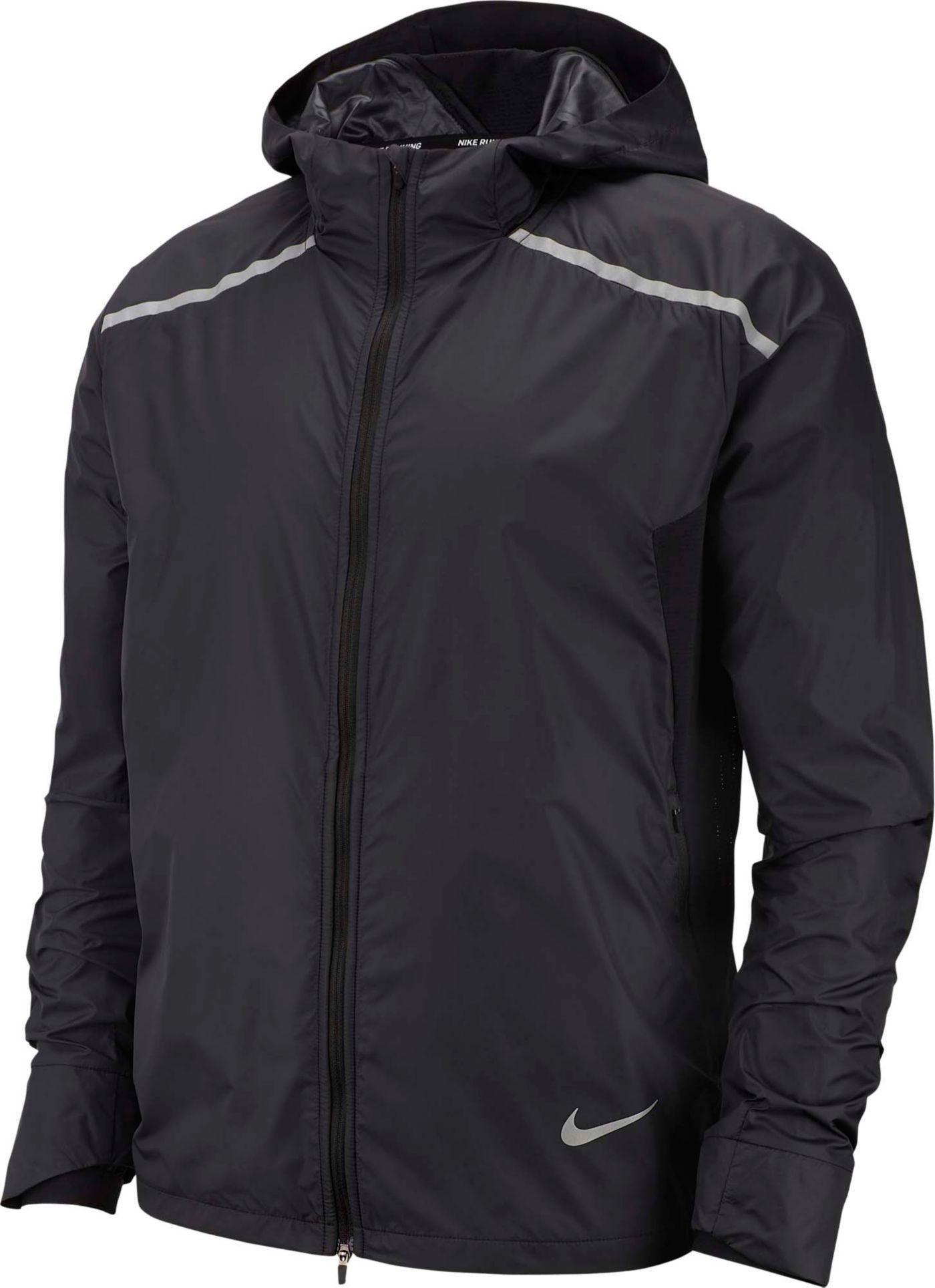 Nike Men's Repel Hooded Running Jacket