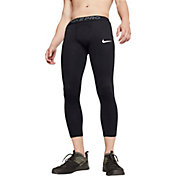 Nike Men's Pro ¾ Length Tights (Regular and Big & Tall)