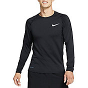 Nike Men's Pro Slim Fit Long Sleeve Shirt