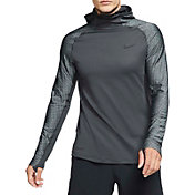 Nike Men's Pro Utility Therma Long Sleeve Shirt