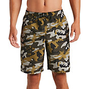 Nike Men's Camo Volley Swim Trunks