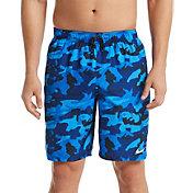 Nike Men's Camo Volley Swim Trunks