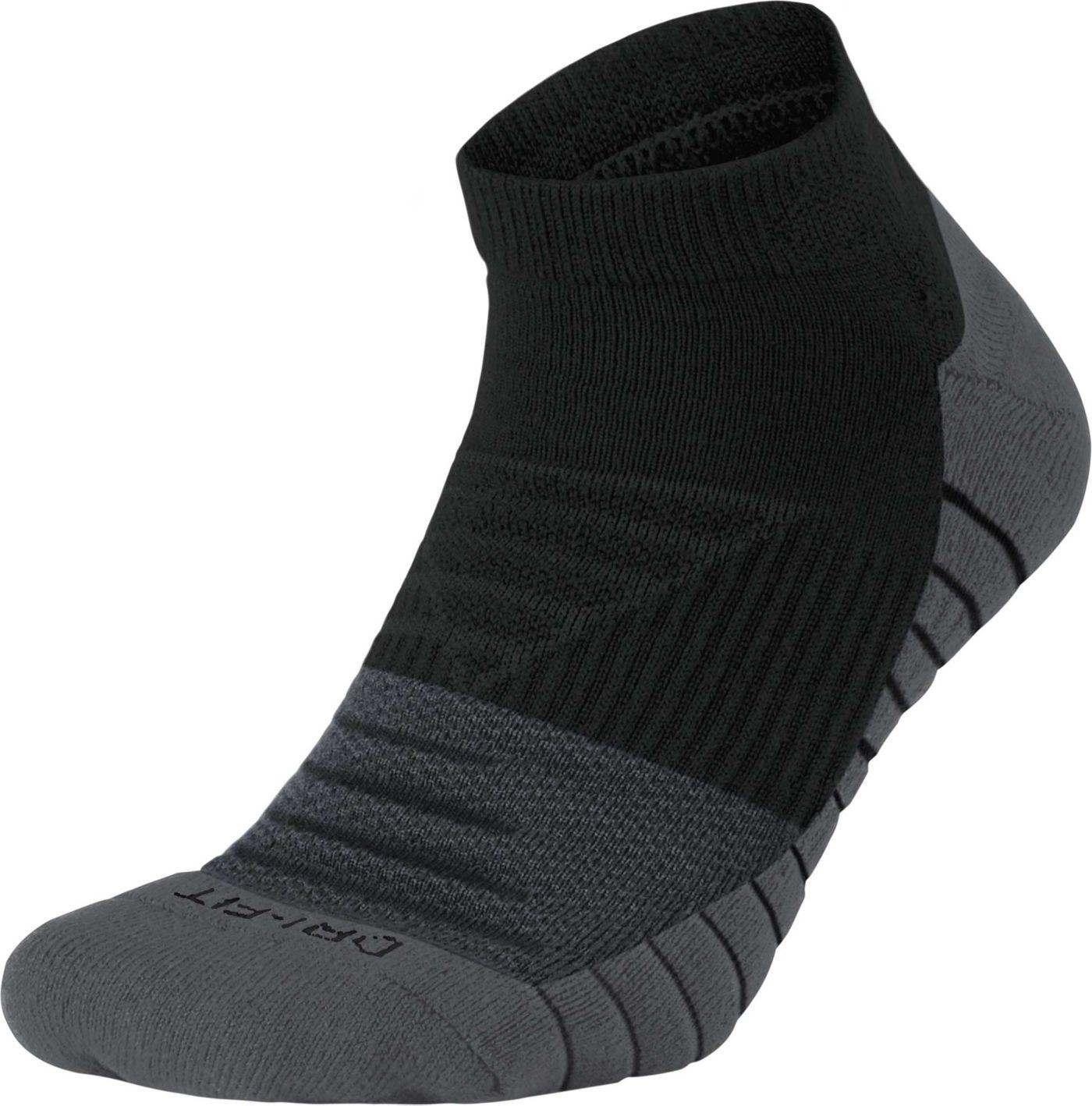 Nike Men's Dri-FIT Cushioned No-Show Golf Socks