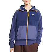 Nike Men's Sportswear Full-Zip Fleece Hoodie