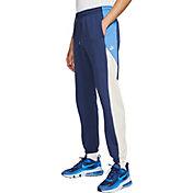 Nike Men's Sportswear Colorblocked Fleece Pants
