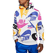 Nike Men's Sportswear AOP Club Hoodie