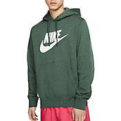 Nike Men's Graphic Fleece Pullover Hoodie