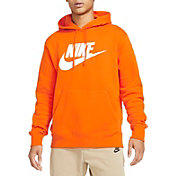 Nike Men's Graphic Fleece Pullover Hoodie