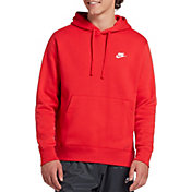 Nike Men's Sportswear Club Fleece Hoodie (Regular and Big & Tall)