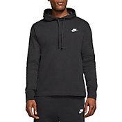 Nike Men's Sportswear Club Jersey Pullover Hoodie