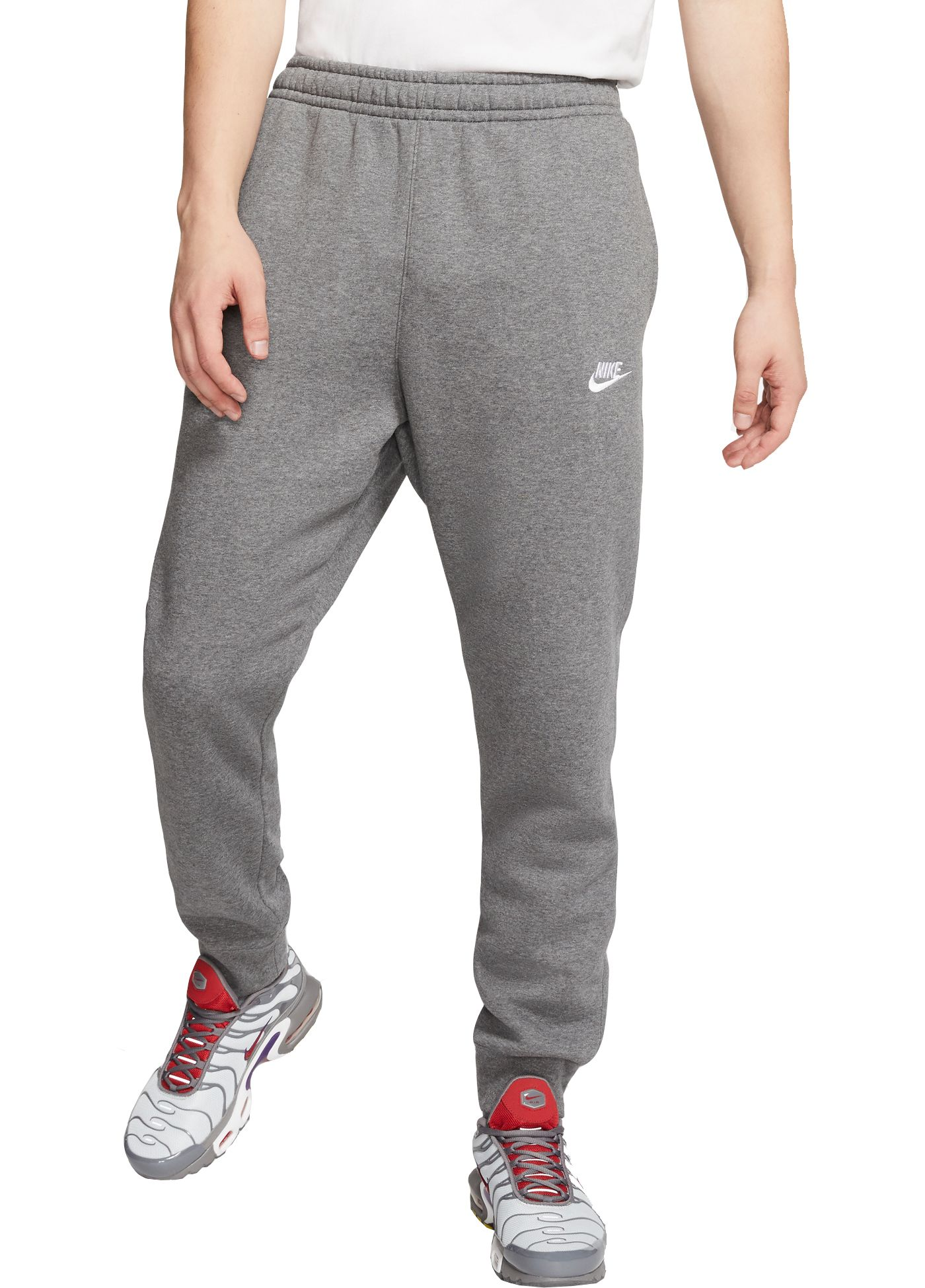 Nike Men's Sportswear Club Fleece Joggers (Regular and Big & Tall)