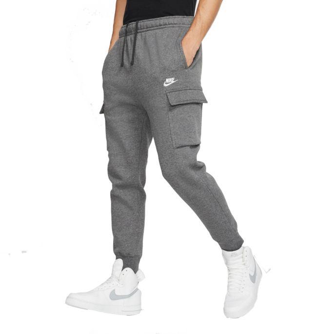Nike Men's Sportswear Club Fleece Cargo Pants (Regular and Big & Tall)
