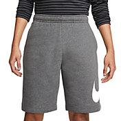 Nike Men's Sportswear Club Graphic Shorts (Regular and Big & Tall)
