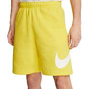 Nike Men's Club Fleece Graphic Shorts (Regular and Big & Tall)