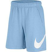 Nike Men's Club Fleece Graphic Shorts