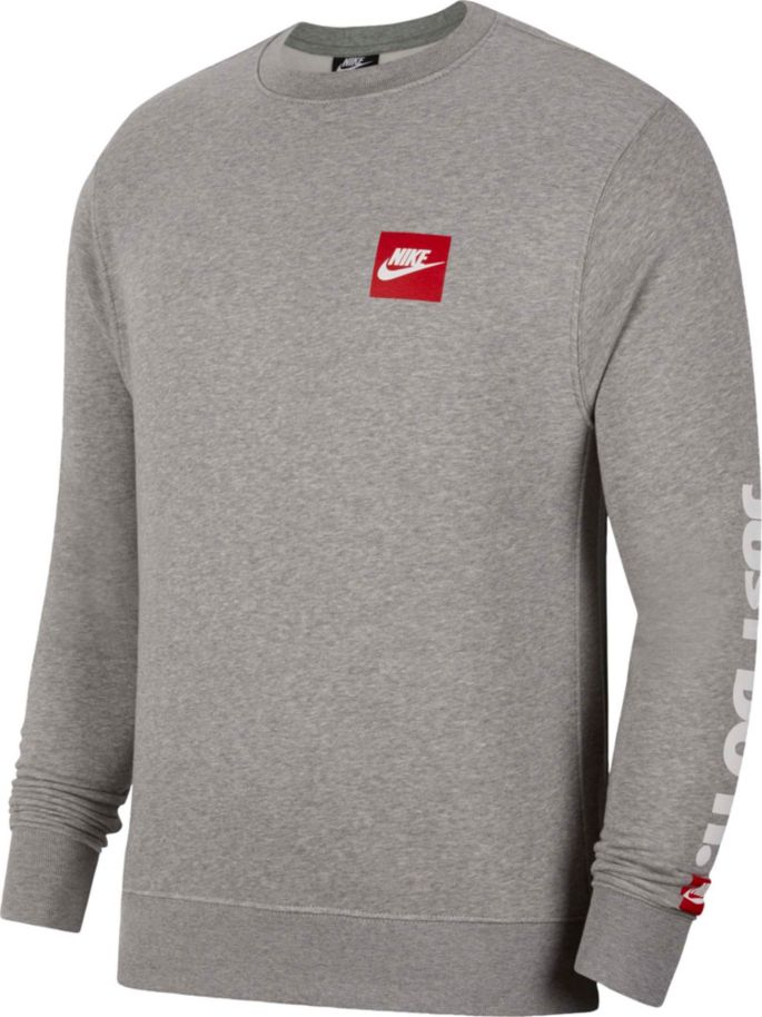 ottima vestibilità vendita calda genuina cercare Nike Men's Sportswear Crewneck Sweatshirt | DICK'S Sporting Goods