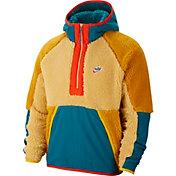 Nike Men's Sportswear ½ Zip Fleece Hoodie