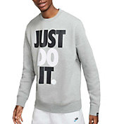 Nike Men's Sportswear JDI Fleece Crewneck