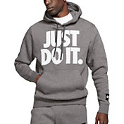 Nike Men's Sportswear Just Do It Fleece Pullover Hoodie