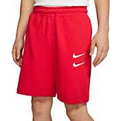 Nike Men's Sportswear Double Swoosh French Terry Shorts