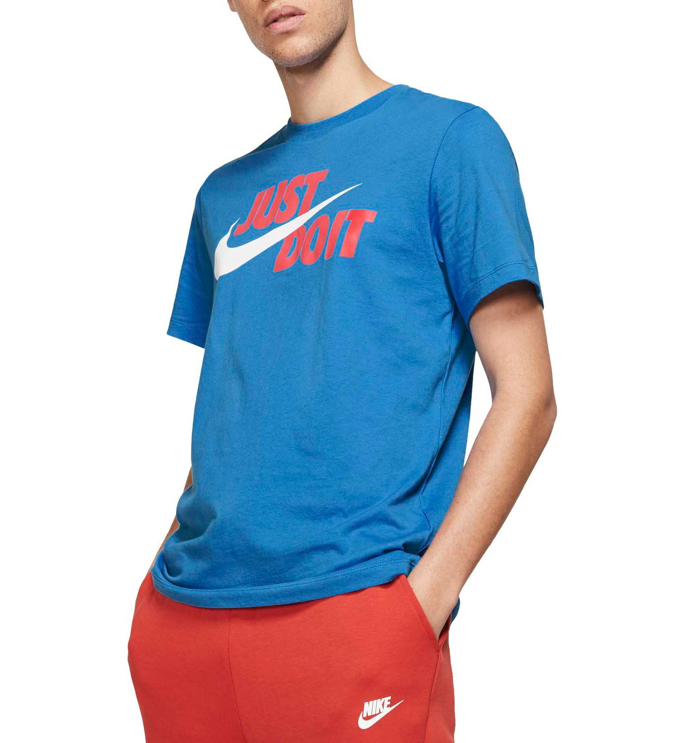 Nike Men's Sportswear Just Do It Graphic T-Shirt