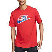 Nike Men's Sportswear RWB Futura Graphic Tee
