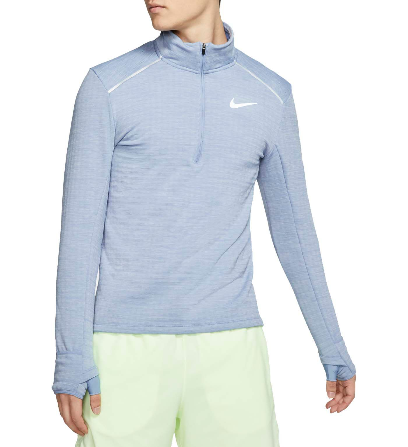 Nike Men's Therma Sphere Element ½ Zip Running Long Sleeve Shirt 3.0