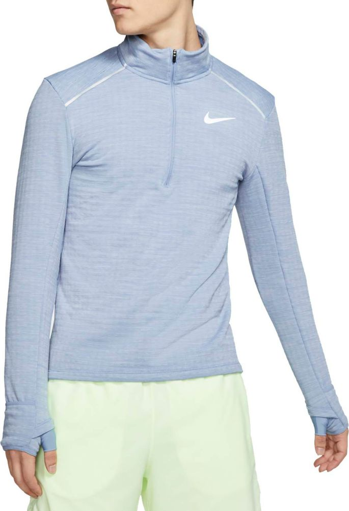 Nike Men's Therma Sphere Element ½ Zip Running Long Sleeve Shirt 3.0