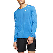 Nike Men's TechKnit Ultra Running Long Sleeve Shirt