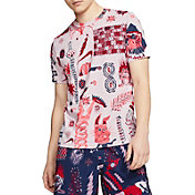 Nike Men's Dri-FIT Wild Running Short Sleeve T-Shirt