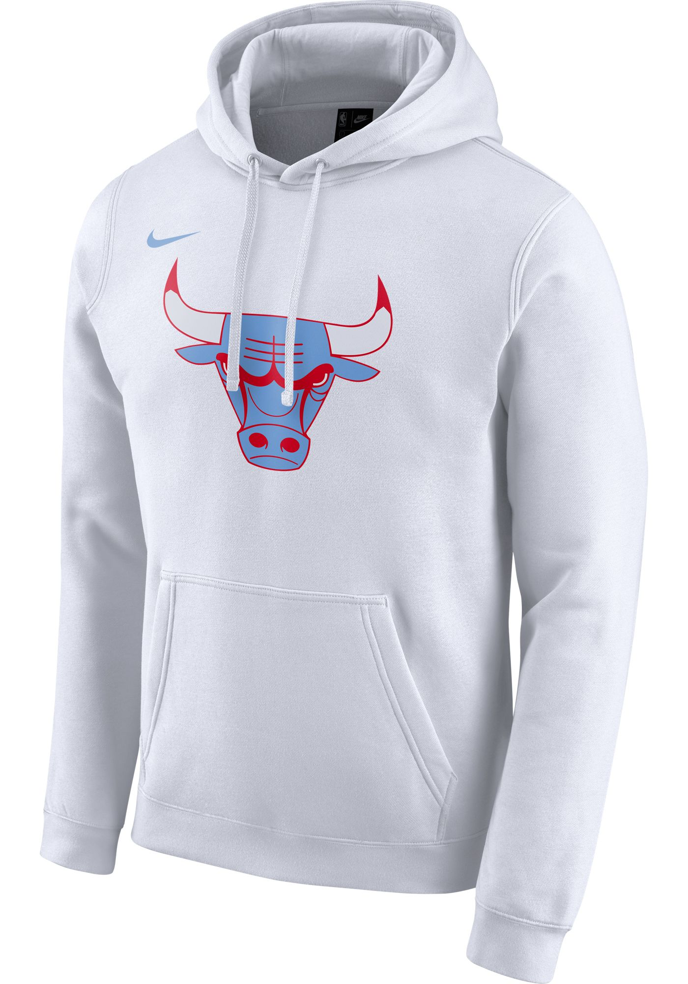 Nike Men's Chicago Bulls Dri-FIT City Edition Pullover Hoodie