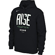 "Nike Men's Boston Celtics 2019 Playoffs ""Rise Together"" Pullover Hoodie"