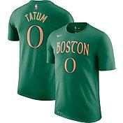 Nike Men's Boston Celtics Jayson Tatum Dri-FIT City Edition T-Shirt