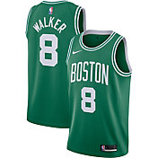 Nike Men's Boston Celtics Kemba Walker #8 Kelly Green Dri-FIT Swingman Jersey