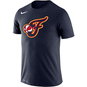 Nike Men's Indiana Fever Dri-FIT Navy T-Shirt