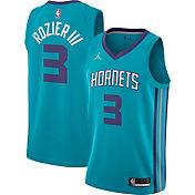 Nike Men's Charlotte Hornets Terry Rozier #3  Teal Dri-FIT Swingman Jersey