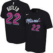Nike Men's Miami Heat Jimmy Butler #22 Dri-FIT City Edition T-Shirt