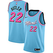 Nike Men's Miami Heat Jimmy Butler Dri-FIT City Edition Swingman Jersey