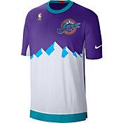 Nike Men's Utah Jazz Dri-FIT Hardwood Classic Shooting Shirt