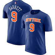 Nike Men's New York Knicks RJ Barrett #9 Dri-FIT Royal T-Shirt