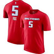 Nike Men's Sacramento Kings De'Aaron Fox Dri-FIT City Edition T-Shirt