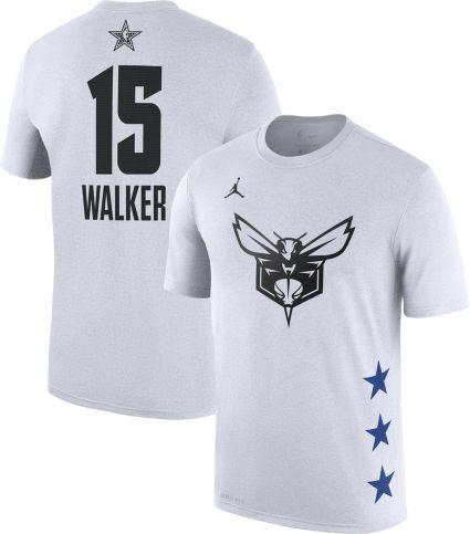 Jordan Men's 2019 NBA All-Star Game Kemba Walker Dri-FIT White T-Shirt