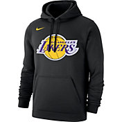 Nike Men's Los Angeles Lakers Statement Pullover Hoodie