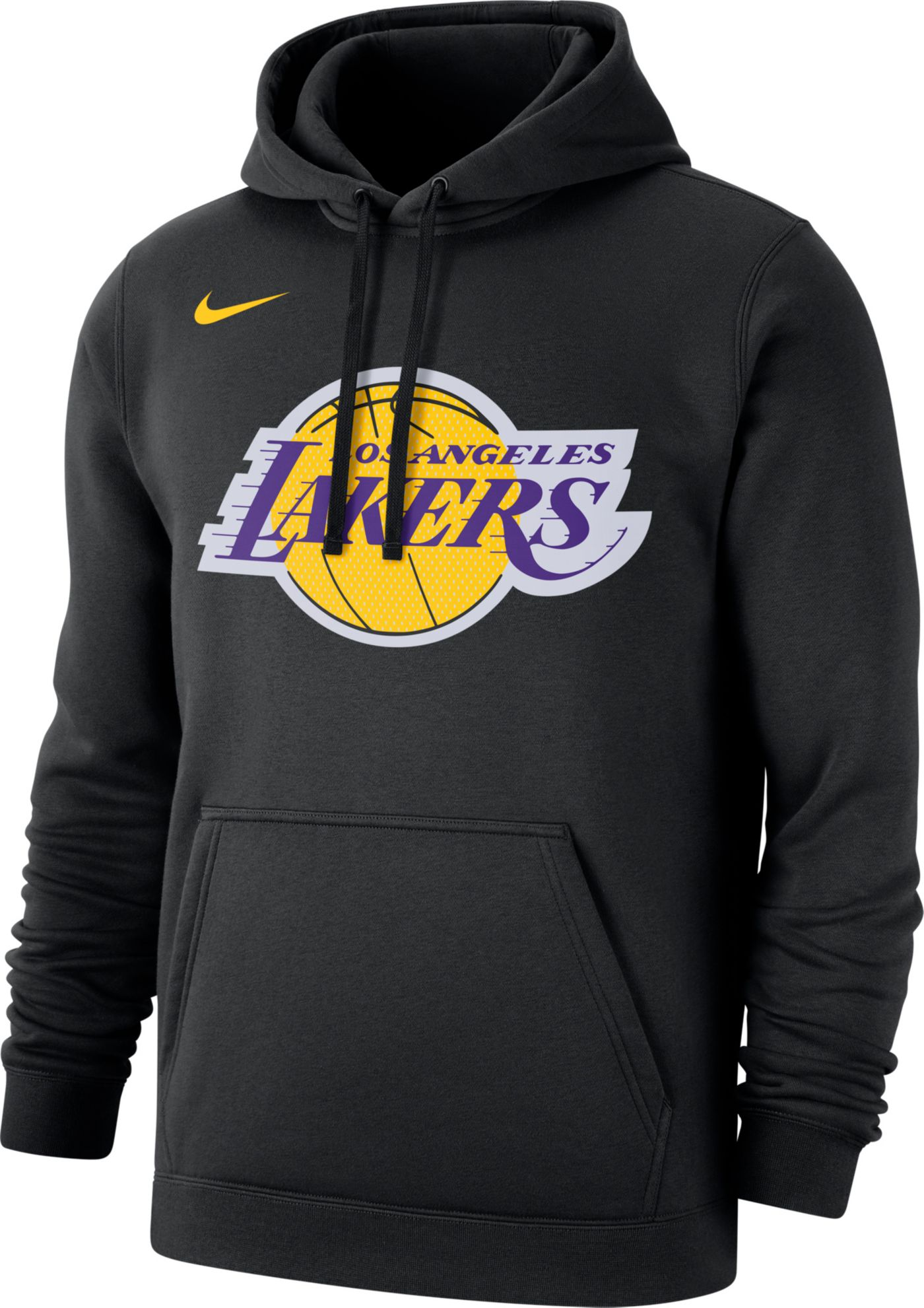 Nike Men's Los Angeles Lakers Statement Pullover Hoodie