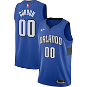 Nike Men's Orlando Magic Aaron Gordon #00 Royal Dri-FIT Statement Swingman Jersey