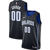 Nike Men's Orlando Magic Aaron Gordon #00 Black Dri-FIT Statement Swingman Jersey