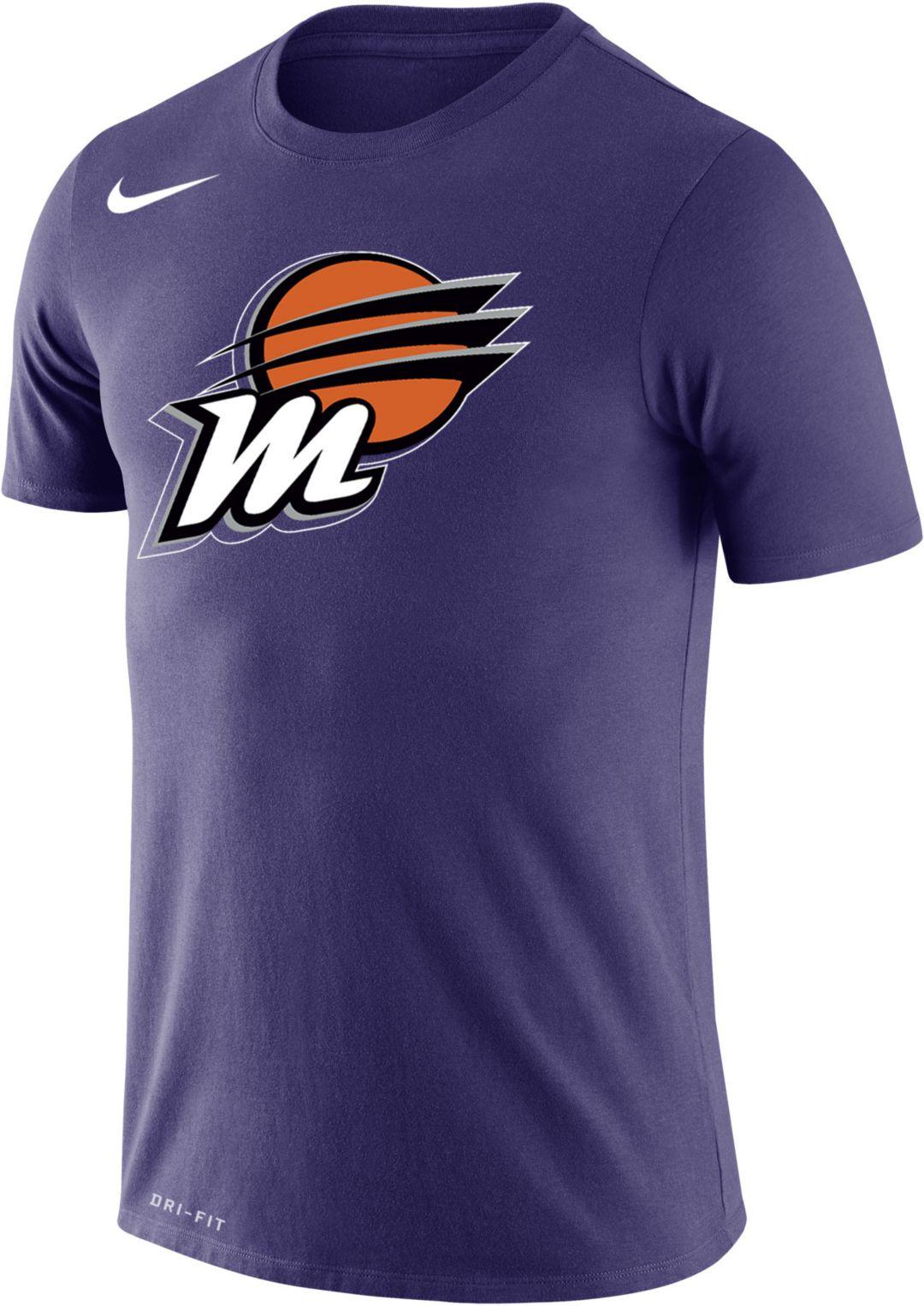 9f70d8fc8f5 Nike Adult Phoenix Mercury Dri-FIT Purple T-Shirt