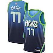 Nike Men's Dallas Mavericks Luka Doncic Dri-FIT City Edition Swingman Jersey