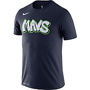 Nike Men's Dallas Mavericks Dri-FIT City Edition T-Shirt