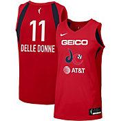 Nike Adult Washington Mystics Elena Delle Donne Dri-FIT Replica Jersey